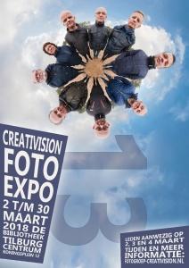 Expositie CreatiVision