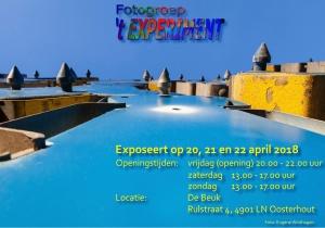 Expositie FG Experiment 2018