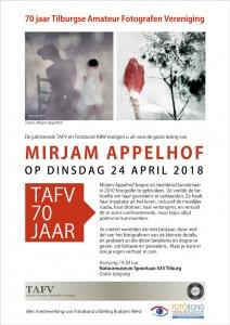 Lezing Mirjam Appelhof