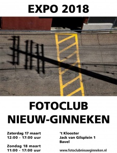 Expositie FC Nieuw-Ginneken
