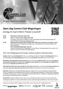 Camera Club Wageningen Open Dag