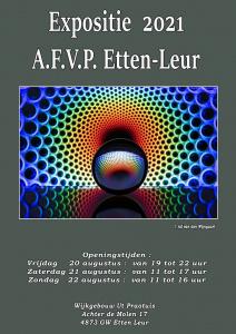 Expositie A.F.V.P. Etten-Leur