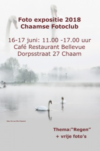 Expositie Chaamse Fotoclub